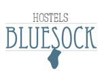 Bluesock Hostels 로고