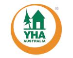 YHA Australia 로고