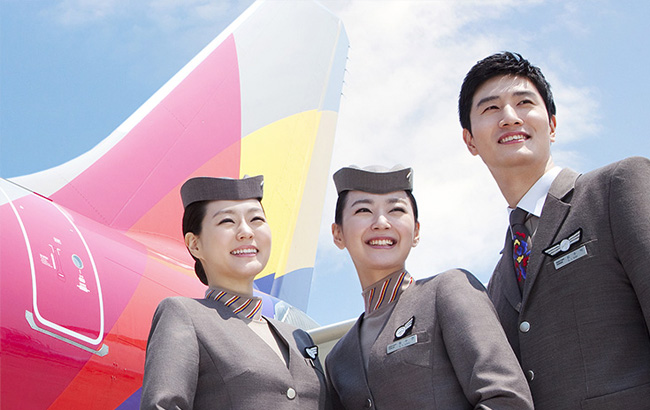아시아나항공 사진