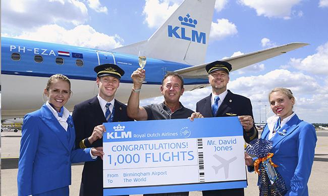 KLM네덜란드항공 사진